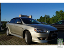 Mitsubishi Lancer: 2010 1.5 AT седан Санкт-Петербург 1.5л 455000 р.